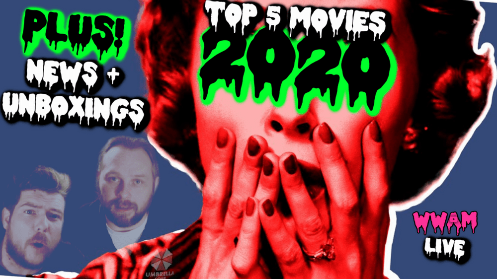 top 5 movies in 2020